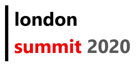 London Summit 2020