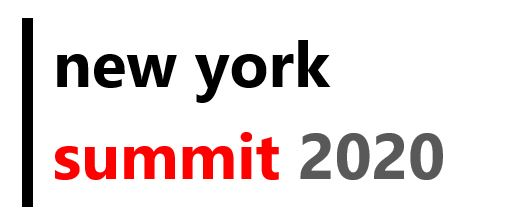New York Summit 2020