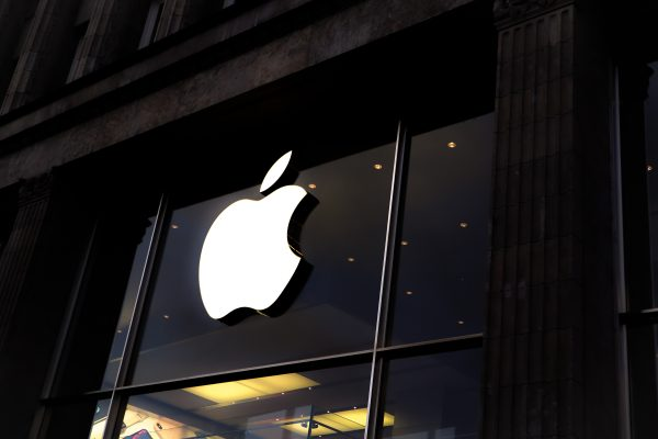Royalty free image apple store 600x400